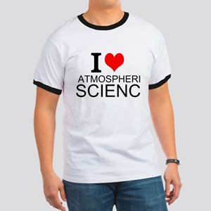 I Love Atmospheric Science T-Shirt
