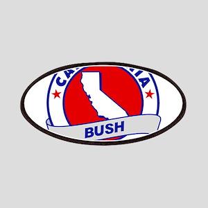 California Jeb Bush 2016 Patch