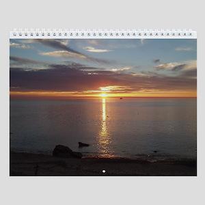 sunset Wall Calendar