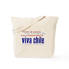 Viva lo Chileno Tote Bag