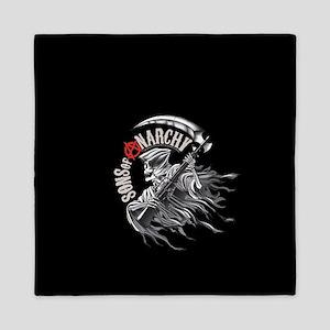 SOA Reaper Blanket Queen Duvet