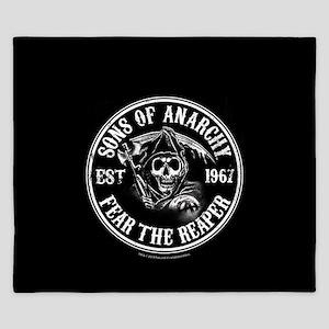Fear the Reaper Blanket King Duvet