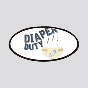 Diaper Duty Patch