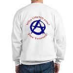 Anarchy-Free Yourself Sweatshirt