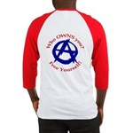 Anarchy-Free Yourself Baseball Jersey