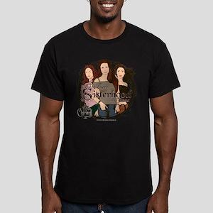 Charmed Men's Fitted T-Shirt (dark)