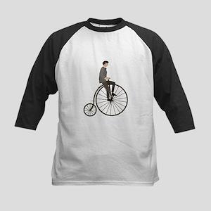 Vintage Cycle Baseball Jersey