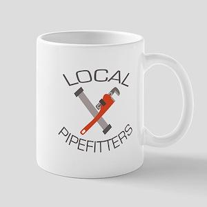 Local Pipefitters Mugs
