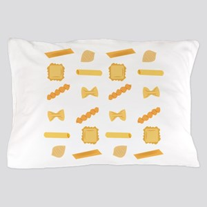 Noodle Shapes Pillow Case