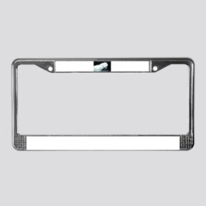 BELUGA License Plate Frame