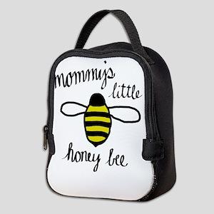 Mommy's Little Honey Bee Neoprene Lunch Bag