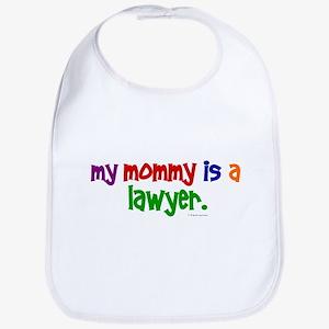 My Mommy Is A Lawyer Bib