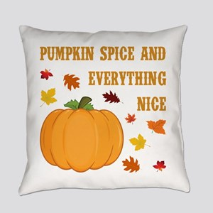 PUMPKIN SPICE Everyday Pillow