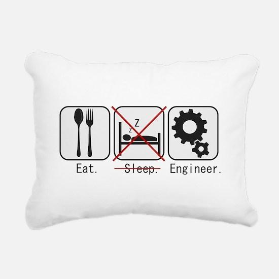 Unique Engineers biomedical Rectangular Canvas Pillow