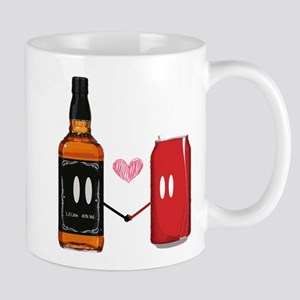 Jack and coke Mugs