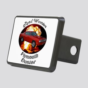 Plymouth Duster Rectangular Hitch Cover
