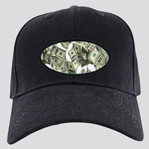 Raining BIG MONEY Black Cap