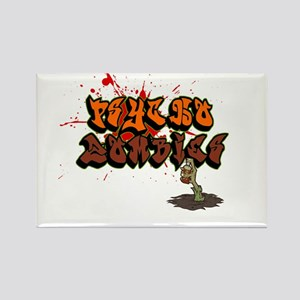 Psycho Zombies Magnets