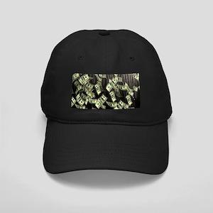Raining Cash Money Black Cap