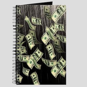 Raining Cash Money Journal