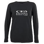 CE5 Pleiades Make It So Plus Size Long Sleeve Tee