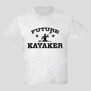 Future Kayaker Kids Light T-Shirt