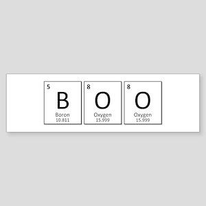 Boron Oxygen Oxygen Bumper Sticker