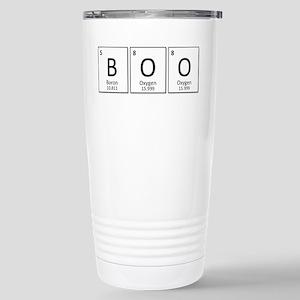 Boron Oxygen Oxygen Stainless Steel Travel Mug