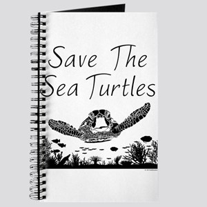 Save The Sea Turtles Journal