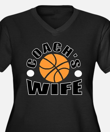 Basketball wife Plus Size T-Shirt