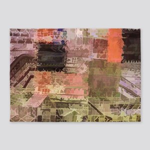 Structural II 5'x7'Area Rug