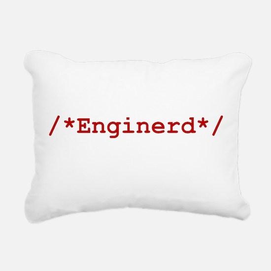 Cute Engineers biomedical Rectangular Canvas Pillow