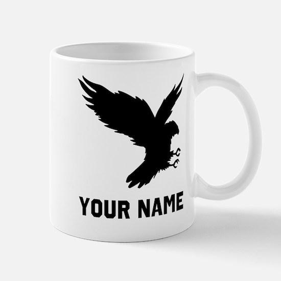 Eagle Silhouette Mugs