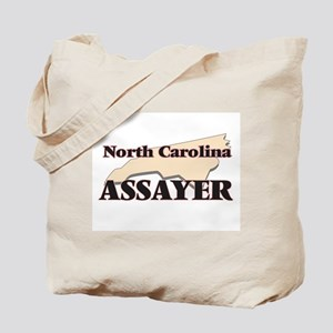 North Carolina Assayer Tote Bag
