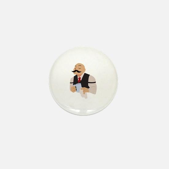 Bartender Mini Button