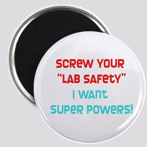 Lab Safety Magnets