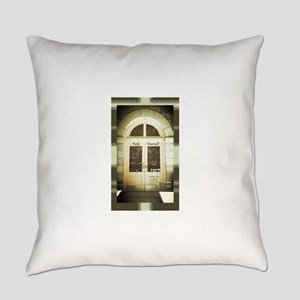 Door-Arch-Earth-Tones Everyday Pillow