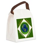 Agents of Change for Green Canvas Lunch Bag