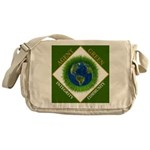 Agents of Change for Green Messenger Bag