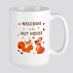 WELCOME TO... Large Mug