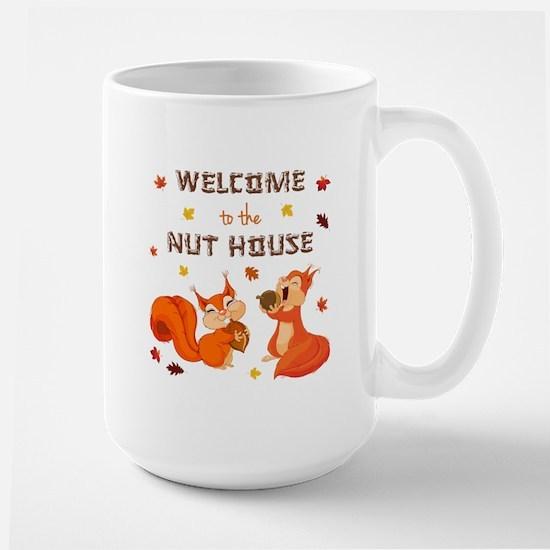 WELCOME TO... Large Mug