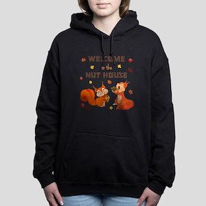WELCOME TO... Women's Hooded Sweatshirt