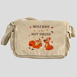 WELCOME TO... Messenger Bag