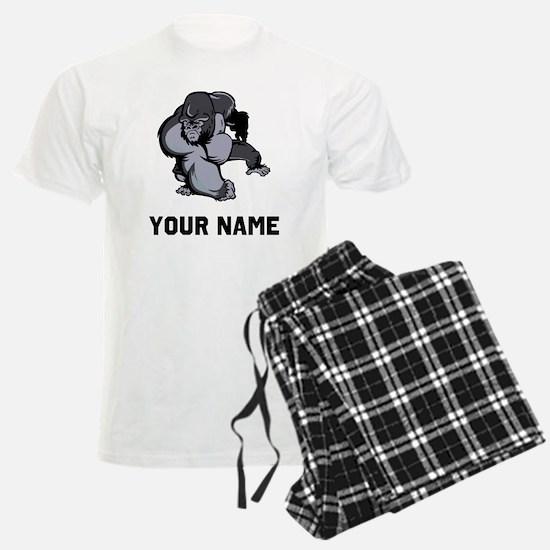 Big Gorilla Pajamas