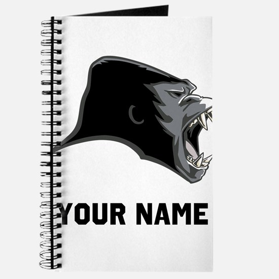 Gorilla Head Journal