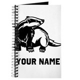 Honey badger Journals & Spiral Notebooks