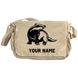 Honey badger Messenger Bags