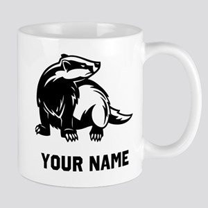 Honey Badger Mugs