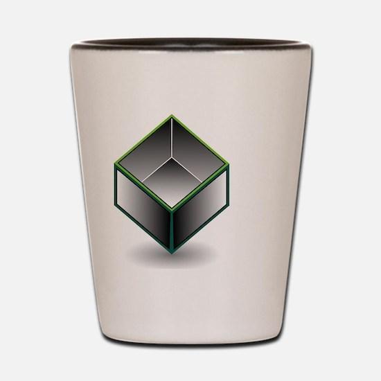 Unique Open house Shot Glass