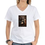 The Jend Women's V-Neck T-Shirt